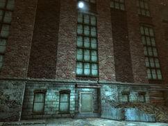 Abandoned Apartments