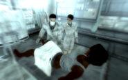 Catherine in labor ward 02