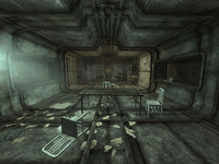 FNV Abandoned BoS Bunker Main Area
