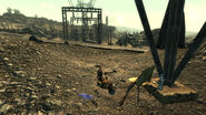 Fo3 Quantums power station scrapyard
