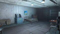 Vault 81 Room