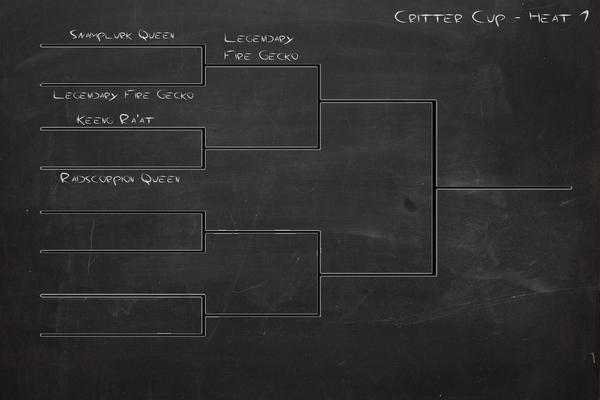 Critter Cup - Heat 1