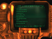 FNV Pip-Boy low texture bug fixed