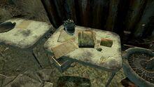 FO3 Scavenger shack loot