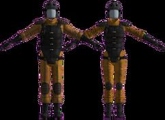 Sierra Madre armor