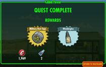 FoS Cabin Fever rewards