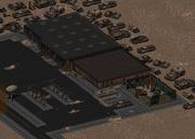 FO2 New Reno - Chop Shop