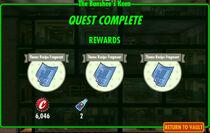 FoS The Banshee's Keen rewards