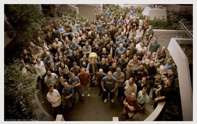 File:The Bethesda Game Studios Team.jpg