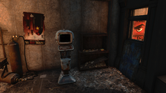 FO4 Griswold's poetry collection
