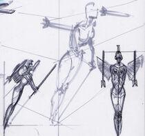 Fo3 Architectural Concept Art 05