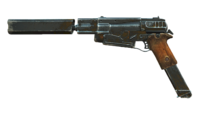 Silenced 10mm automatic fo4