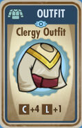FoS Clergy Outfit Card