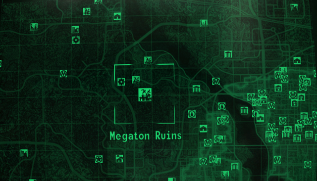 File:Fo3 Megaton Ruins map.png