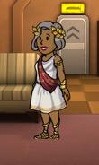 Republic robes female
