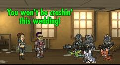 FoS Shotgun Wedding