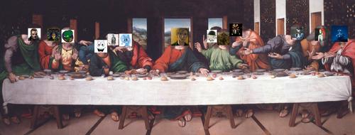The Nukapedia Last Supper