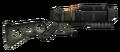 Tri-beam laser rifle