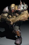 FOBOS super mutant render