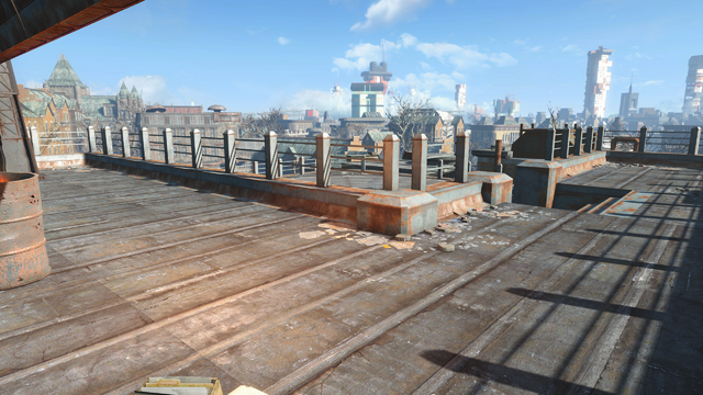 File:FO4 Cambridge Police station rooftop 1.png