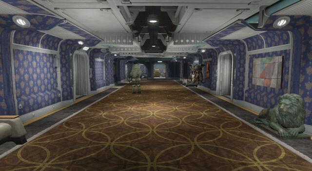 File:FO4-FarHarbor-Vault118-Hallway-Floor1-Purple.jpeg