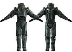 T45d Power Armor