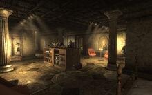 Herbert Daring Dashwood's suite