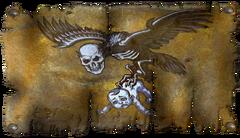 Fallout 3 Talon Company Banner