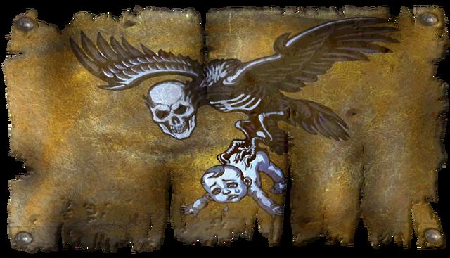 File:Fallout 3 Talon Company Banner.png