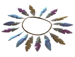 Fo4PackFeatherNecklace GO