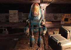 FO4 First Mate