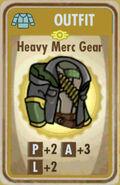 FoS Heavy Merc Gear Card