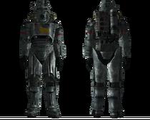 FNV NCR salvaged armor
