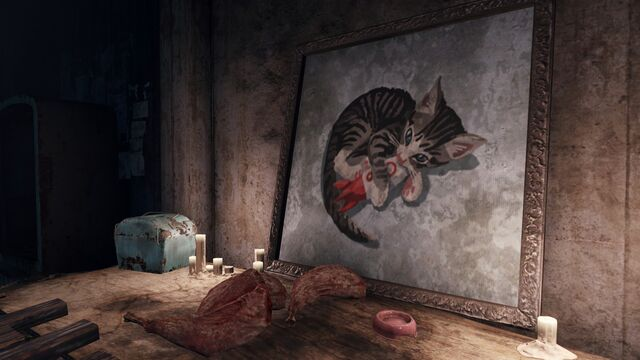 File:FO4 Church of the Cat catpic.jpg