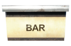 FO4 Drink Stand Counter