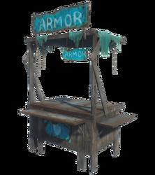 FO4 Armor Shop