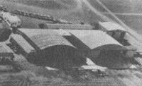 VB DD14 loc Dilapidated Helicopter Hangars