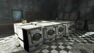 FO4 Charlestown laundry inside