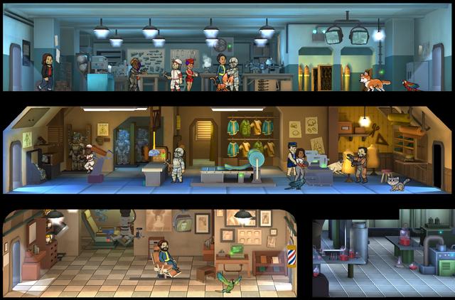 File:Fallout Shelter 1.4 Update Screenshot.png