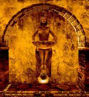 Sierra Madre Art Deco Goddess