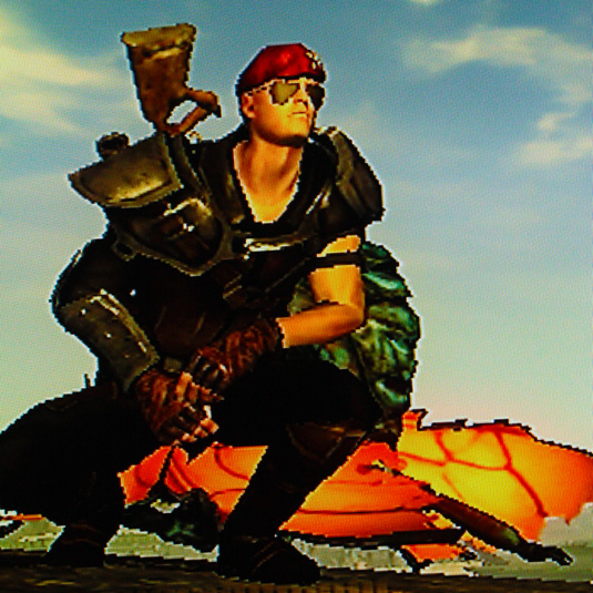 Boone With Downed Cazador2