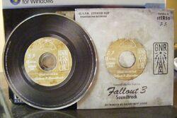 FO3 Promo CD