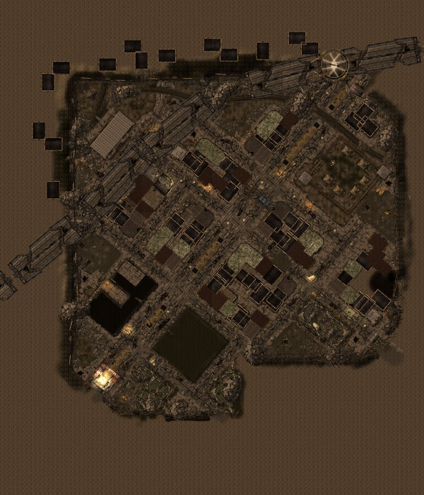 FNV Freeside map