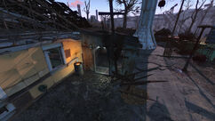 Fo4 backyard bunker