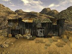 Harpers shack