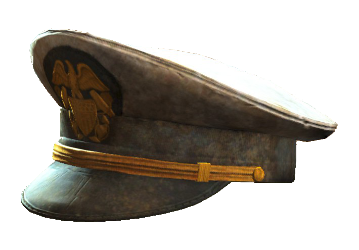 Sea Captain S Hat Fallout Wiki Fandom Powered By Wikia