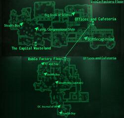 RobCo facility local map