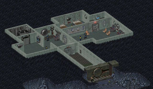 File:Fo1 Vault 13 Level 1.png