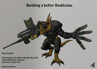 MegadeathclawMkII