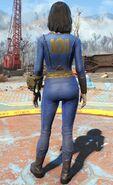 Fo4 vault 101 jumpsuit female